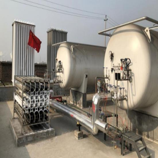 LNG Gasification system solution supplier