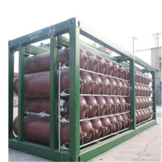 Container type cylinder group  -EBOOMYA