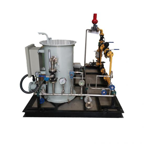 BOG Recycling Skid  -EBOOMYA