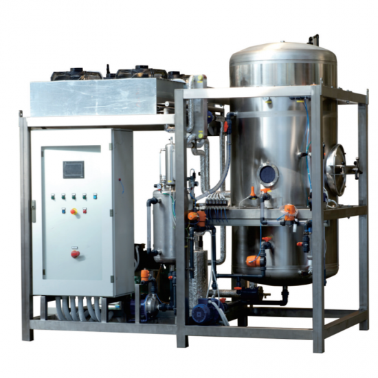 Cryogenic Vacuum Distillation System  -EBOOMYA
